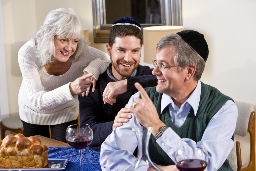 tradizioni degli ebrei a tavola