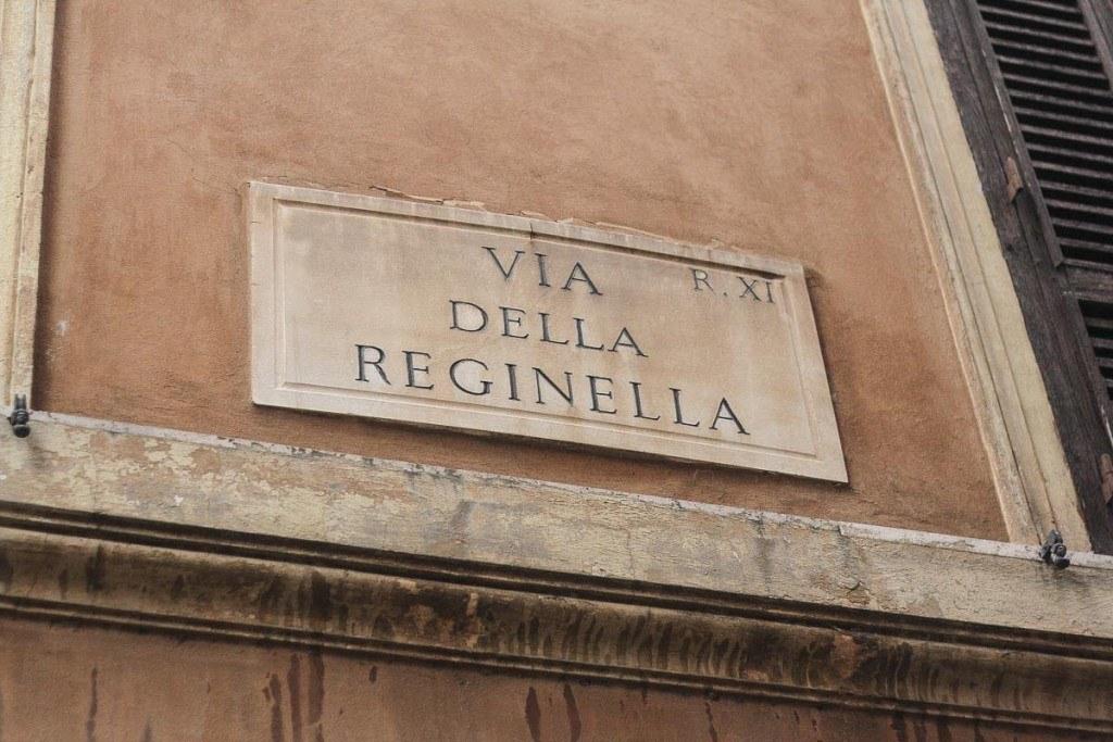 vicolo della reginella ghetto di roma