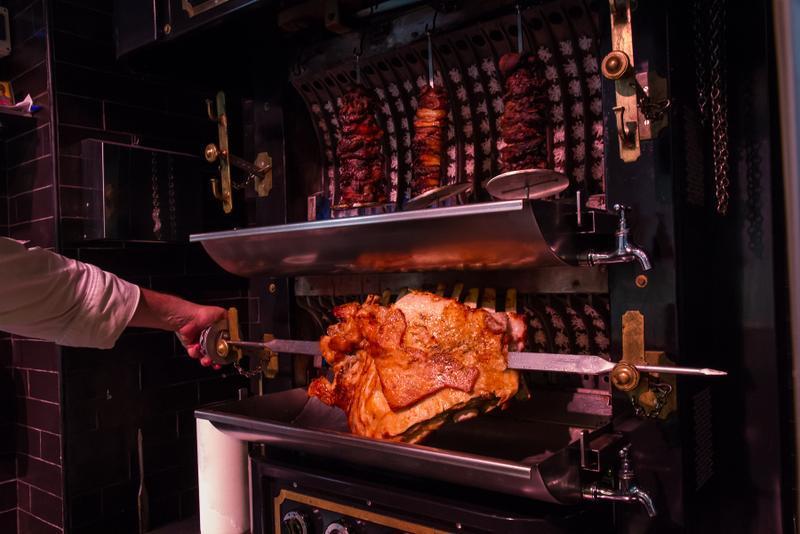 mangiare carne a roma girarrosto