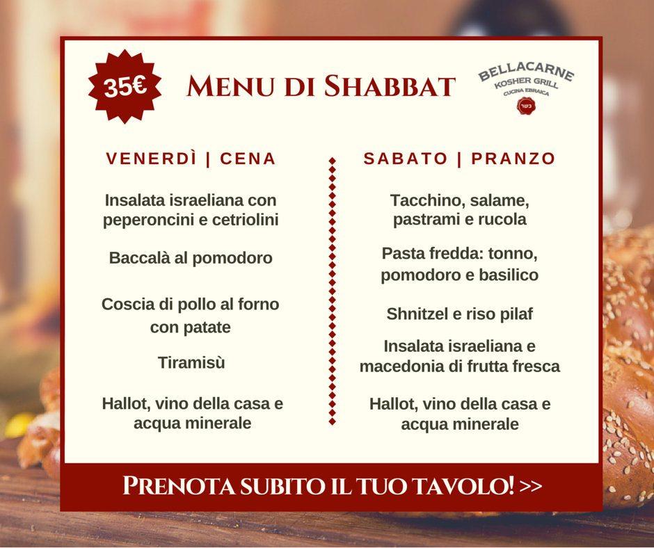 sahbbat menu