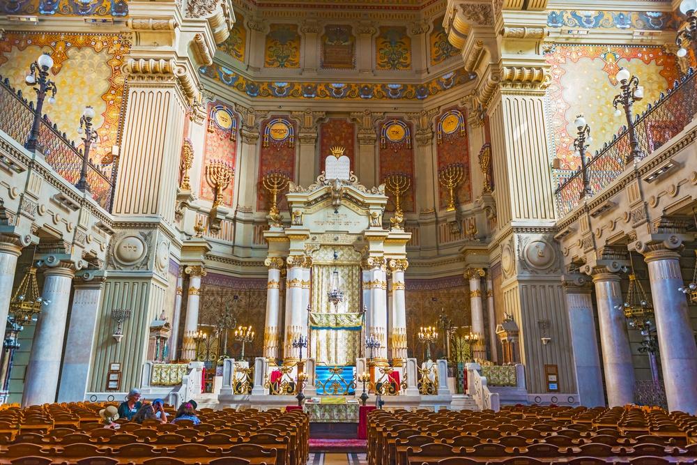 Sinagoga Roma informazioni