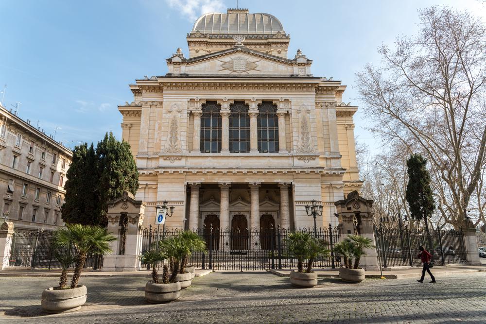 Comunità ebraica roma sinagoga