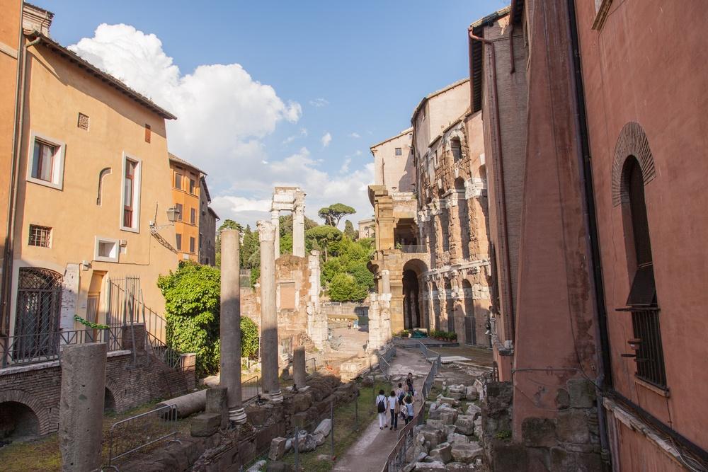 Comunità ebraica roma storia