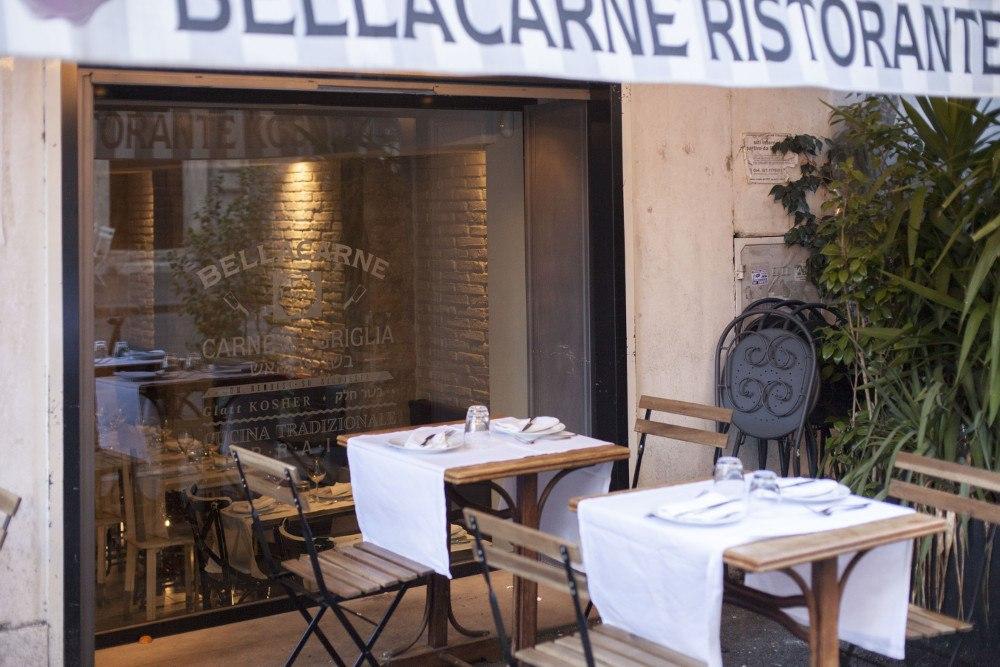 ristorante roma centro ghetto