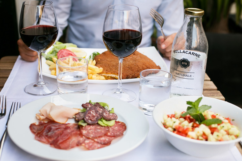 bellacarne-roma-menu-shabbat