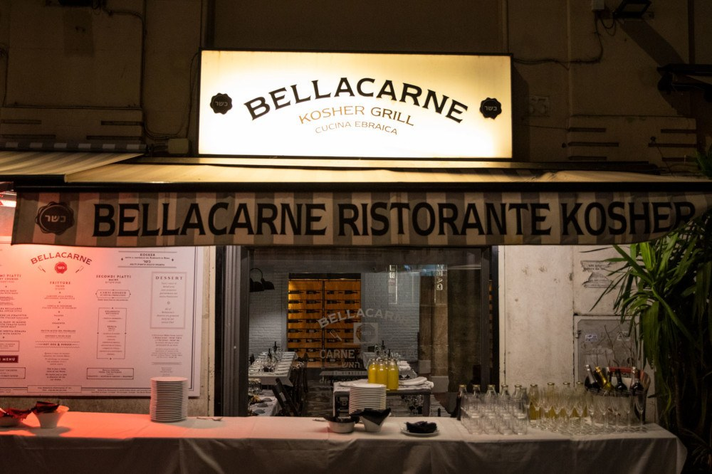 ghetto roma bellacarne