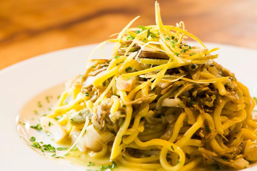 ricette di pesce roma