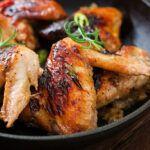 ricetta alette di pollo marinate